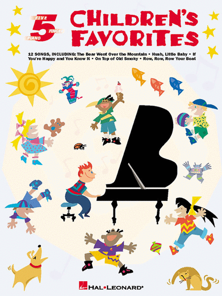 Children's Favorites - Easy Piano
