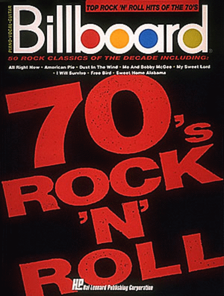 Billboard - Top Rock 'n' Roll Hits of the 70's