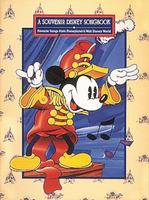 A Souvenir Disney Songbook