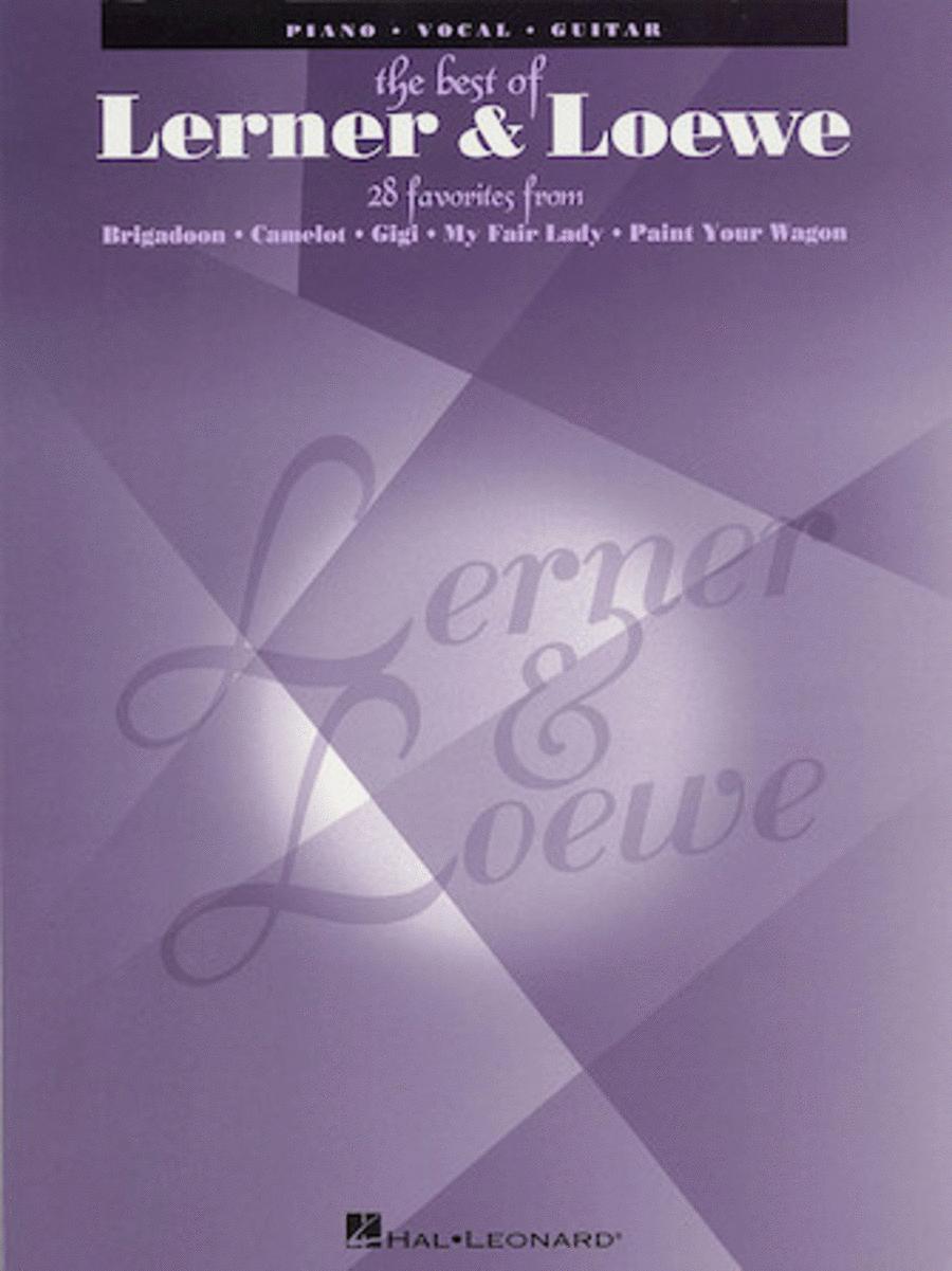 Best Of Lerner & Loewe