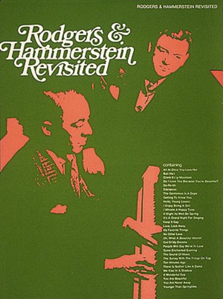 Rodgers & Hammerstein Revisited