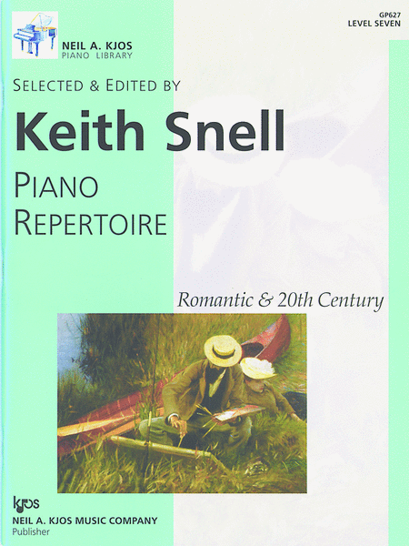 Piano Repertoire: Romantic & 20th Century, Level 7