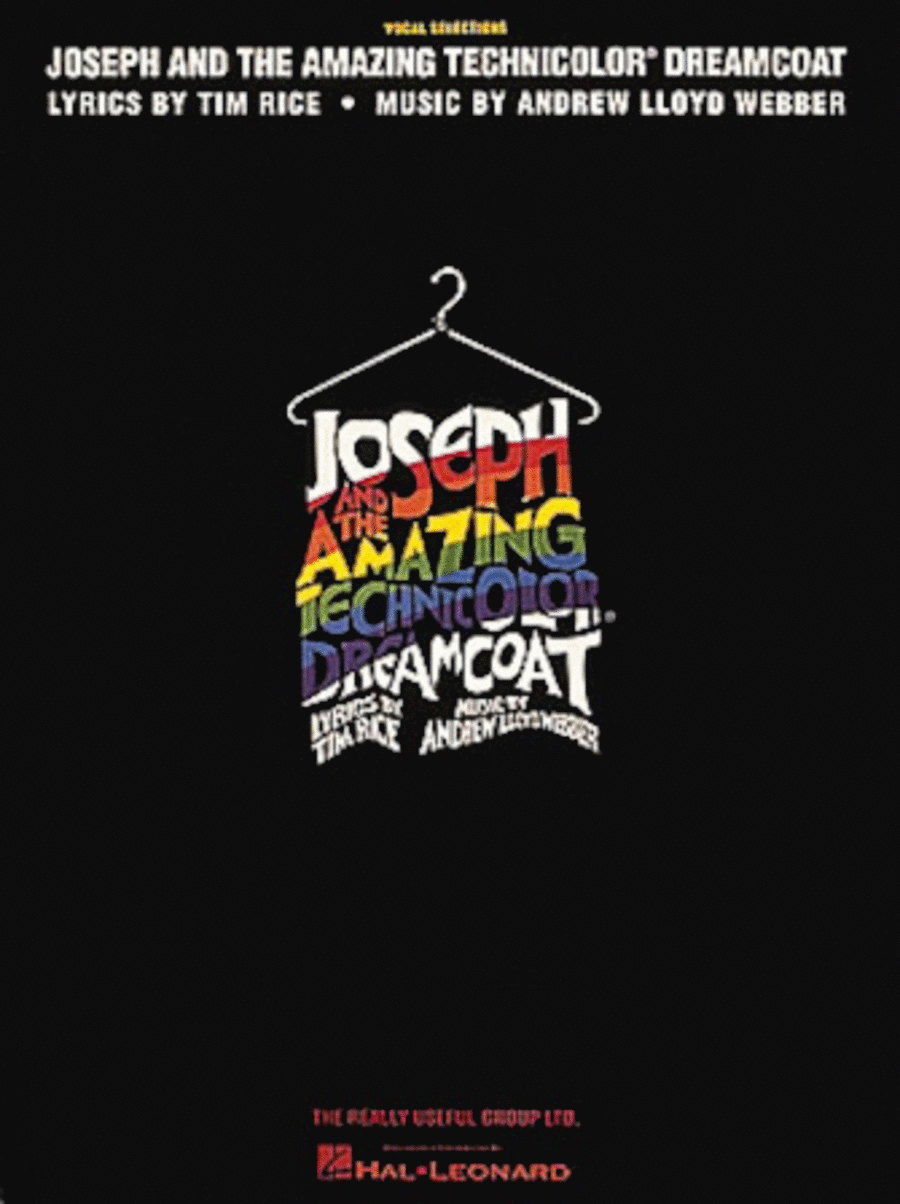 joseph and the amazing technicolor dreamcoat sheet music pdf free