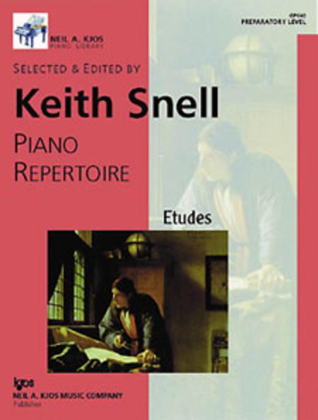 Piano Etudes-Preparatory