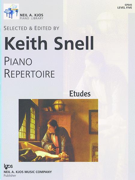 Piano Etudes Level 5