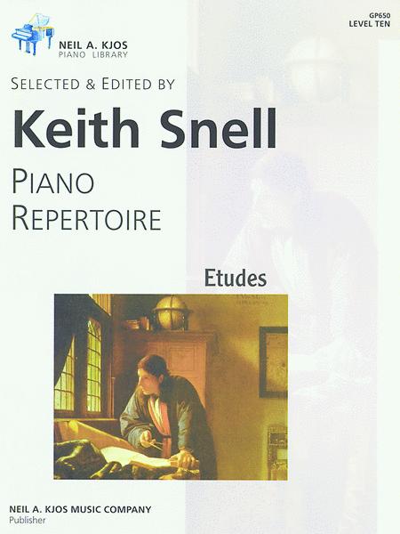 Piano Etudes Level 10