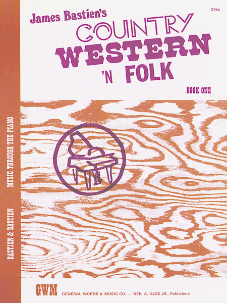 Country Western 'n Folk, Book 1