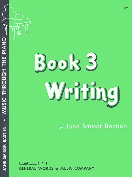 Book 3 Writing