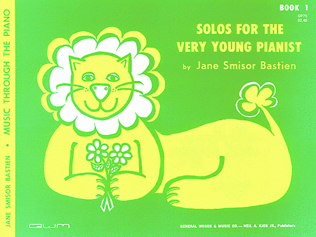 Solos For The Very Young Pianist, Book 1