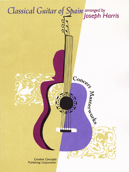 Classical Guitar of Spain