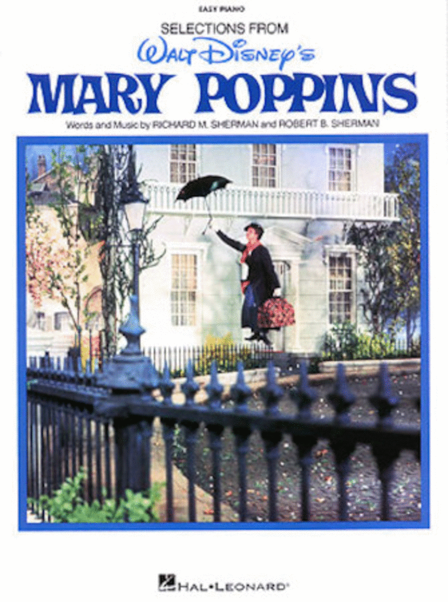 Mary Poppins - Easy Piano