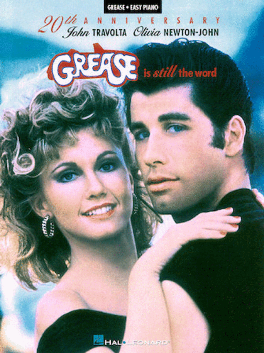 Grease Is Still The Word - Easy Piano
