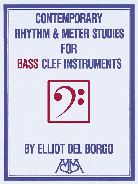 Contemporary Rhythm and Meter Studies