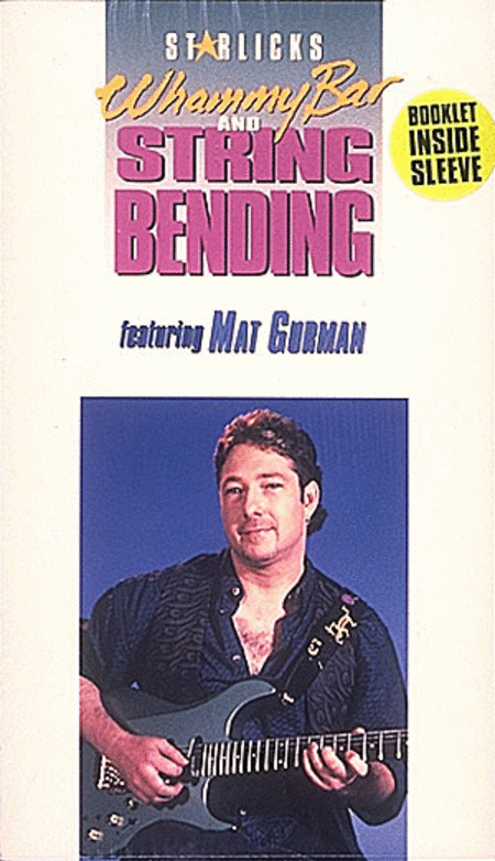 Whammy Bar and String Bending