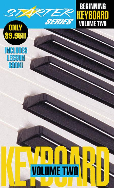 Beginning Keyboard - Volume 2