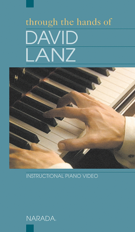 Through The Hands Of David Lanz (VHS)