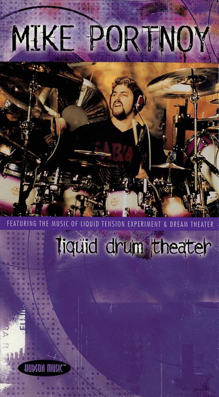 Mike Portnoy - Liquid Drum Theater