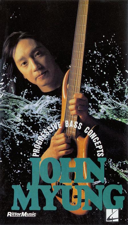 Progressive Bass Concepts - John Myung (VHS)