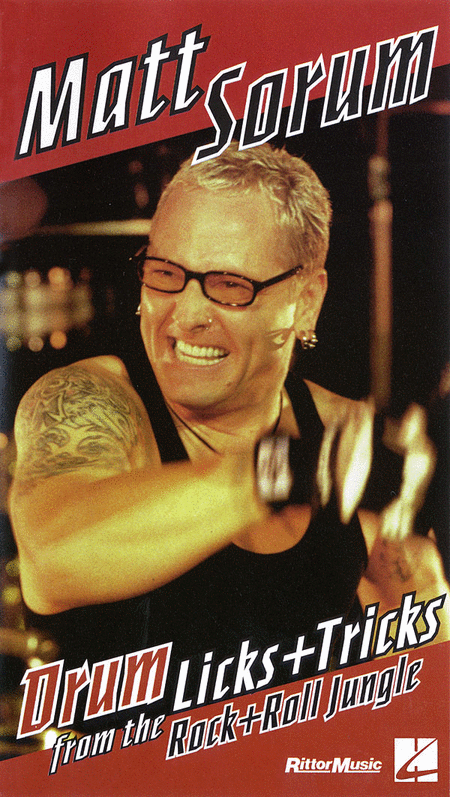 Matt Sorum - Drum Licks+Tricks from the Rock+Roll Jungle
