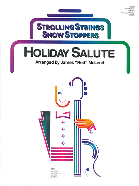 Holiday Salute (A Showstopper Selection)