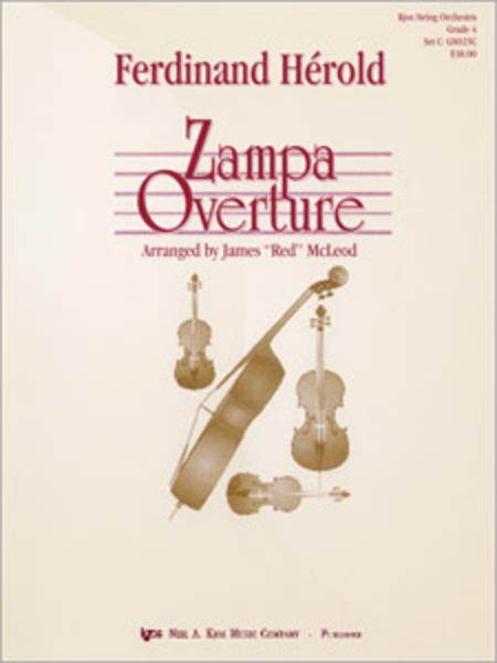 Zampa Overture