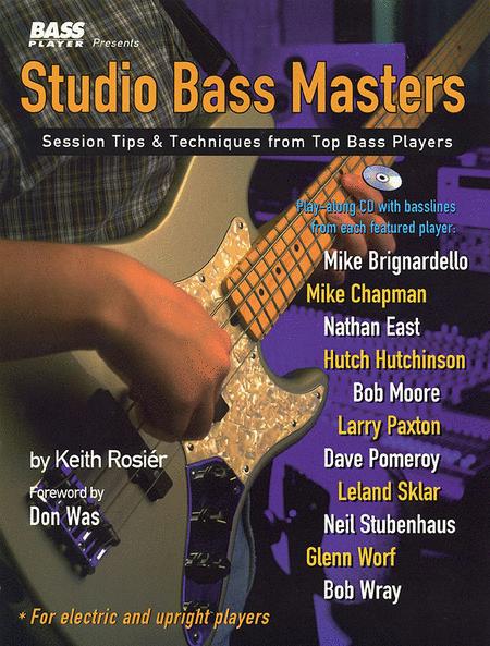 Studio Bass Masters