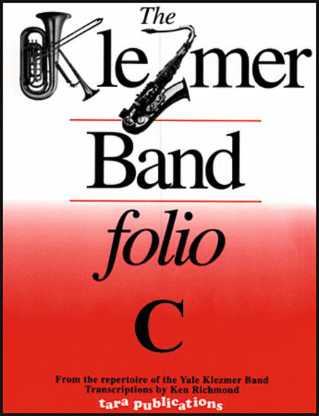 Klezmer Band C Folio