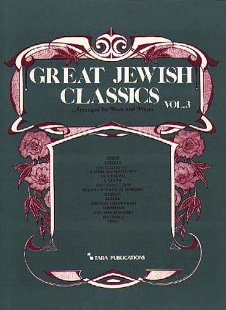 Great Jewish Classics Vol3