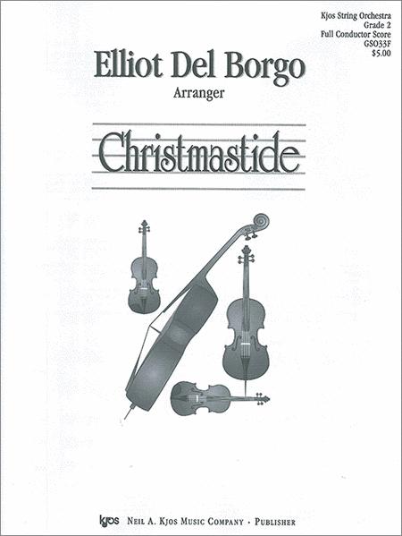 Christmastide - Score