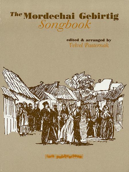 The Mordechai Gebirtig Songbook