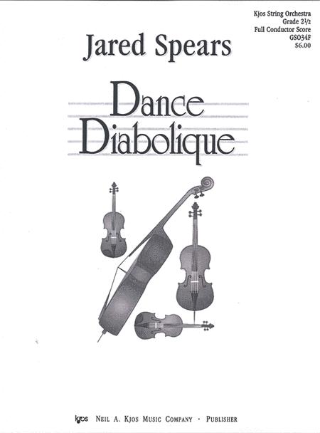 Dance Diabolique - Score