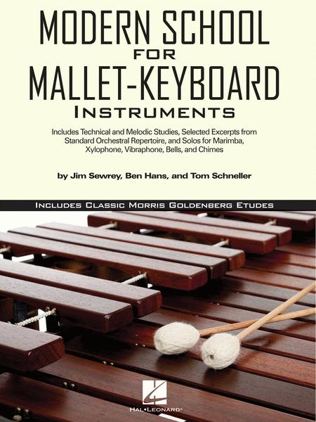 Modern School For Xylophone, Marimba & Vibraphone