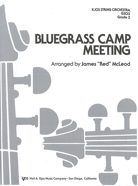 Bluegrass Camp Meeting - Score