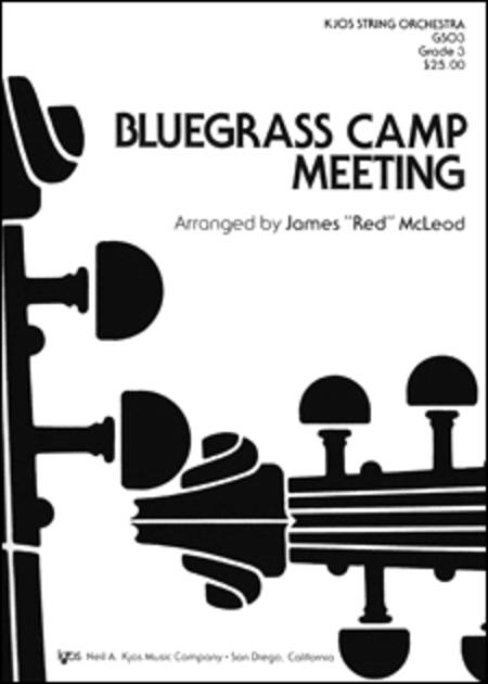 Bluegrass Camp Meeting - String