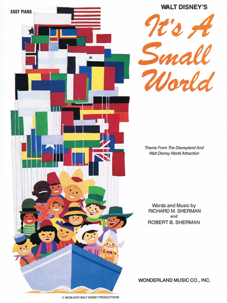It's a Small World (Orff Resource Collection)