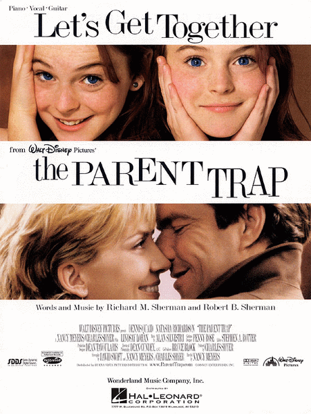 Let's Get Together (from Disney's The Parent Trap)