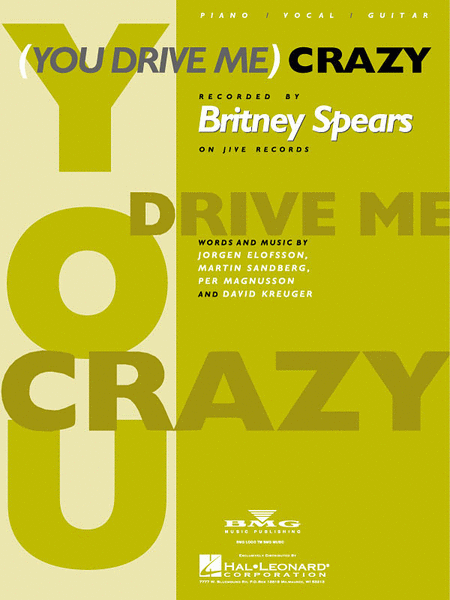 Britney Spears Crazy Chords