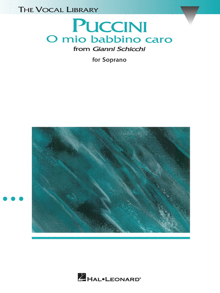 O mio babbino caro (from Gianni Schicchi)