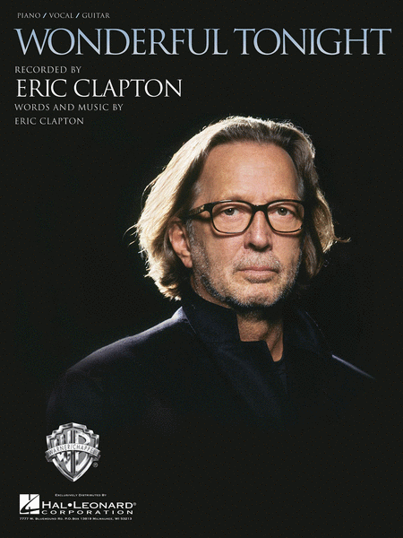 Wonderful Tonight Sheet Music By Eric Clapton - Sheet Music Plus