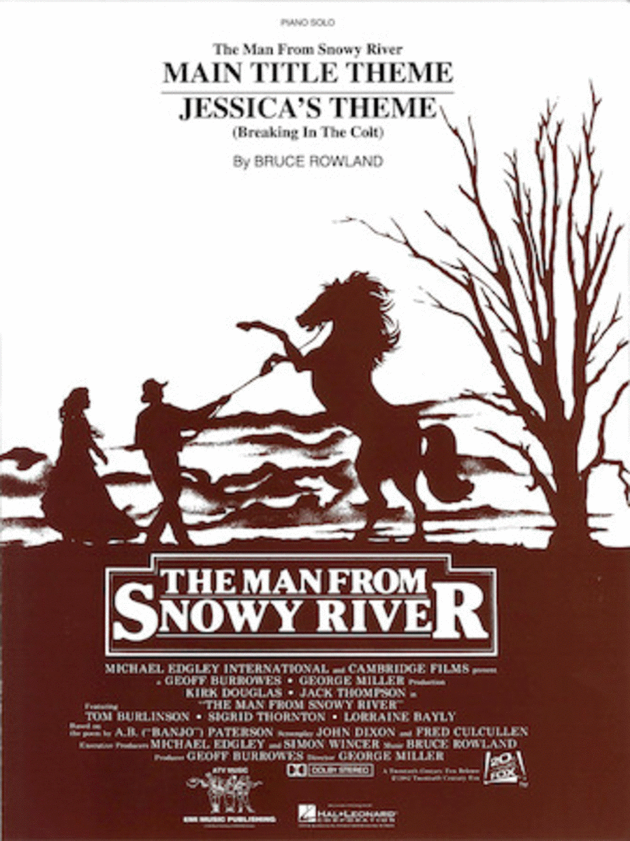 The Man From Snowy River/Jessica's Theme