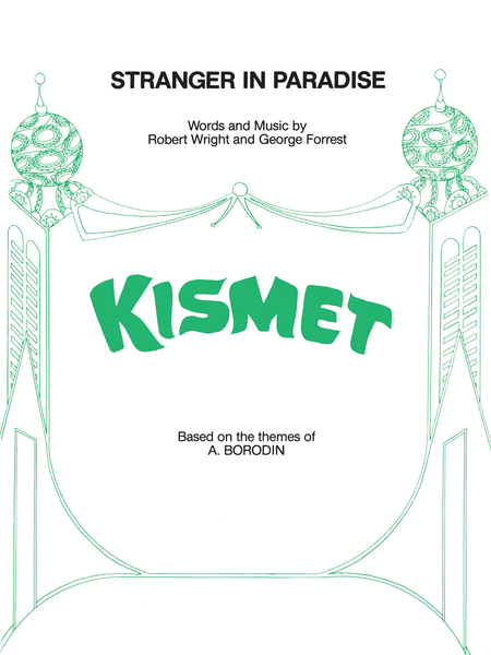 Stranger In Paradise (From 'Kismet')