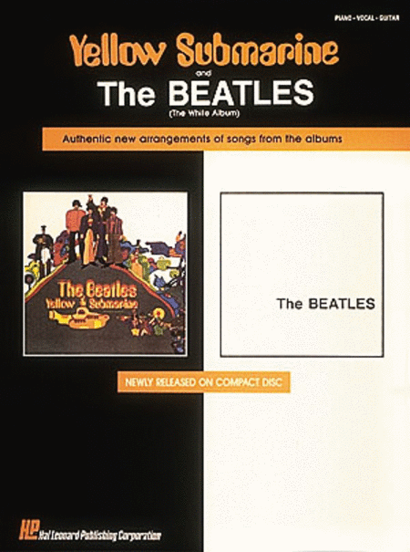 The Beatles - Yellow Submarine/The White Album