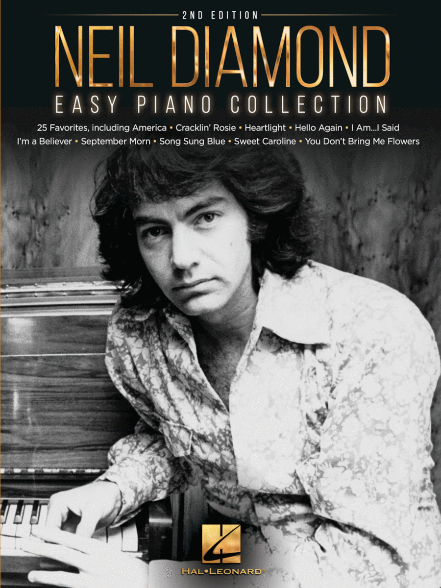 The Neil Diamond Collection - Easy Piano