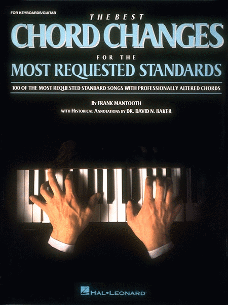 The Best Chord Changes For The Most Requested Standards