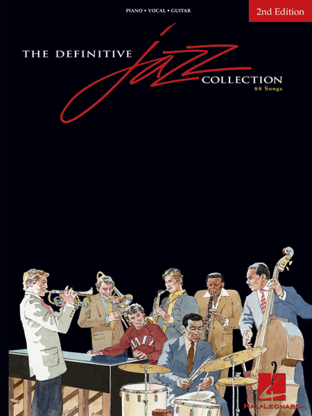 The Definitive Jazz Collection (Piano/Vocal/Guitar)