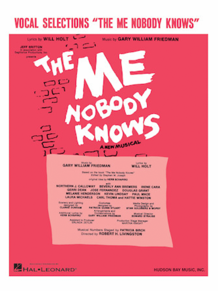 The Me Nobody Knows