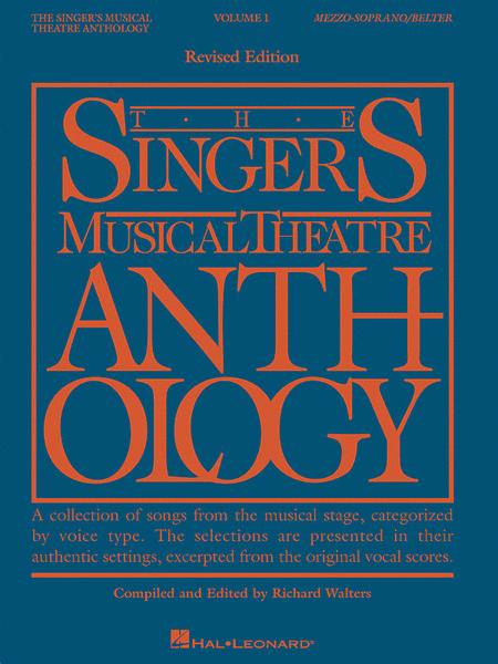 The Singer's Musical Theatre Anthology - Volume 1, Revised - Mezzo Soprano