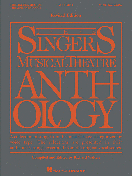 The Singer's Musical Theatre Anthology - Volume 1, Revised - Baritone/Bass