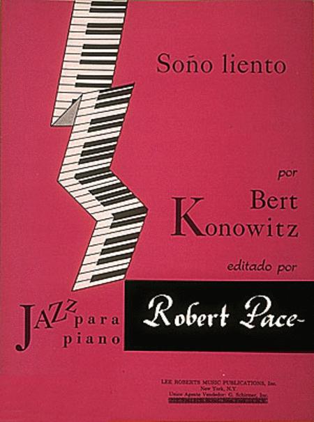 Sono Liento  Jazz Para Piano  (Sheet Music in Spanish)