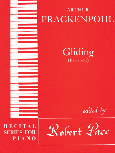 Recital Series For Piano -